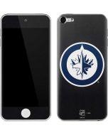 Winnipeg Jets Black Background Apple iPod Skin