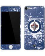 Winnipeg Jets Frozen Apple iPod Skin