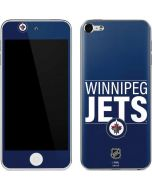 Winnipeg Jets Lineup Apple iPod Skin