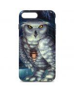 White Owl iPhone 7 Plus Pro Case