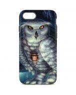 White Owl iPhone 8 Pro Case