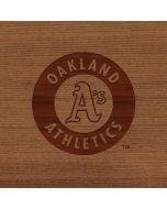 Oakland Athletics Engraved HP Envy Skin