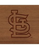 St Louis Cardinals Engraved Dell XPS Skin