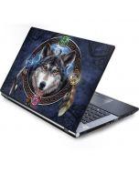 Wolf Symbols Generic Laptop Skin