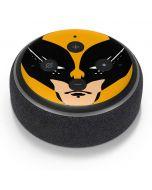 Wolverine Close Up Amazon Echo Dot Skin