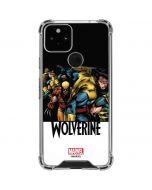 Wolverine Eras Google Pixel 5 Clear Case
