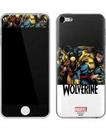 Wolverine Eras Apple iPod Skin