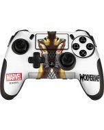 Wolverine Flex PlayStation Scuf Vantage 2 Controller Skin