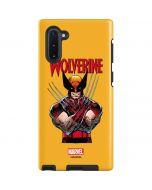Wolverine Galaxy Note 10 Pro Case