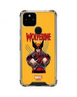 Wolverine Google Pixel 5 Clear Case