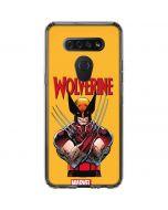 Wolverine LG K51/Q51 Clear Case