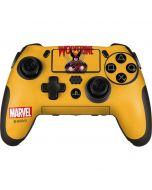Wolverine PlayStation Scuf Vantage 2 Controller Skin