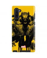 Wolverine Rage Galaxy Note 10 Pro Case