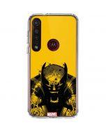 Wolverine Rage Moto G8 Plus Clear Case