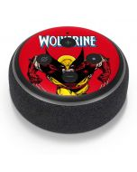 Wolverine Ready For Action Amazon Echo Dot Skin