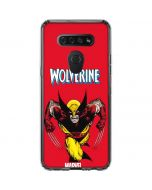 Wolverine Ready For Action LG K51/Q51 Clear Case