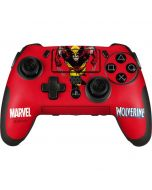 Wolverine Ready For Action PlayStation Scuf Vantage 2 Controller Skin