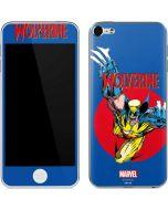 Wolverine Weapon X Apple iPod Skin