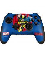 Wolverine Weapon X PlayStation Scuf Vantage 2 Controller Skin