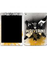 Wolverine X-Men Apple iPad Skin