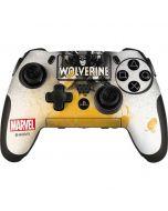 Wolverine X-Men PlayStation Scuf Vantage 2 Controller Skin