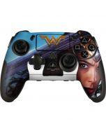 Wonder Woman Battle Ready PlayStation Scuf Vantage 2 Controller Skin