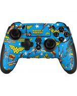 Wonder Woman Blast PlayStation Scuf Vantage 2 Controller Skin