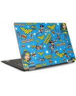 Wonder Woman Blast Dell XPS Skin