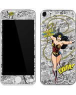 Wonder Woman Comic Apple iPod Skin