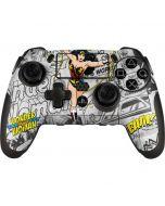 Wonder Woman Comic PlayStation Scuf Vantage 2 Controller Skin