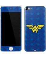 Wonder Woman Emblem Apple iPod Skin