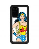 Wonder Woman Galaxy S20 Waterproof Case
