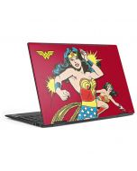 Wonder Woman in Action HP Envy Skin