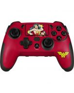 Wonder Woman in Action PlayStation Scuf Vantage 2 Controller Skin