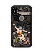 Wonder Woman Mixed Media Otterbox Commuter iPhone Skin