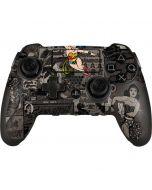 Wonder Woman Mixed Media PlayStation Scuf Vantage 2 Controller Skin