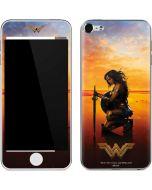 Wonder Woman Movie Poster Apple iPod Skin