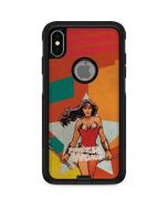 Wonder Woman Multi Color Otterbox Commuter iPhone Skin