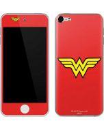Wonder Woman Official Logo Apple iPod Skin