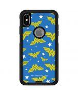 Wonder Woman Pattern Otterbox Commuter iPhone Skin