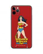 Wonder Woman Portrait iPhone 11 Pro Max Skin