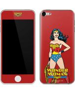 Wonder Woman Portrait Apple iPod Skin