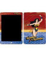 Wonder Woman Ready to Fight Apple iPad Skin