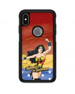 Wonder Woman Ready to Fight Otterbox Commuter iPhone Skin