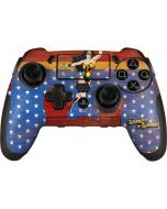 Wonder Woman Ready to Fight PlayStation Scuf Vantage 2 Controller Skin