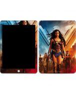 Wonder Woman Unconquerable Warrior Apple iPad Skin