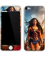 Wonder Woman Unconquerable Warrior Apple iPod Skin