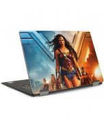 Wonder Woman Unconquerable Warrior Dell XPS Skin
