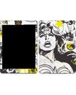 Wonder Woman Vintage Comic Apple iPad Skin