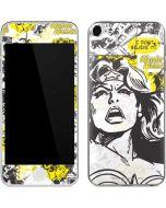 Wonder Woman Vintage Comic Apple iPod Skin